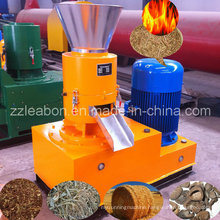 Flat Die Straw Pellet Making Machine Used in Plants (KAF-450)