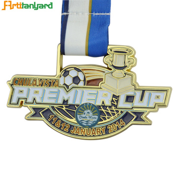 Souvenir Medal of Honor 2018 Dengan Soft Enamel