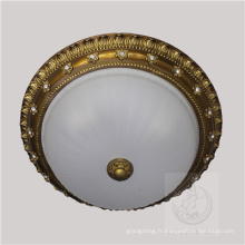 Lampe de plafond à chaud avec résine (SL92655-3)