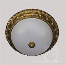 Lâmpada de teto de venda quente com resina (SL92655-3)