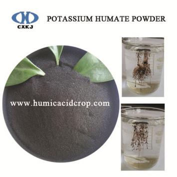 humic acid potassium humate soluble in water