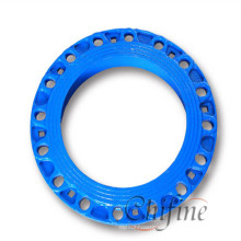 Ductile Iron Casting Flange for mechanical Part
