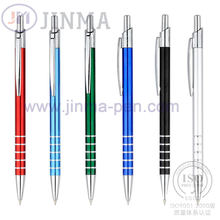 The Hot Promotion Gift Plastic Ball Pen Jm-1027