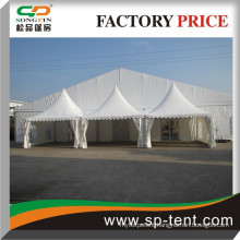 Unique shape multi combination tent for party in Guangzhou China