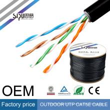 Высокая скорость СИПУ бесплатные образцы напольного около+ccs UTP кат 5е кабеля