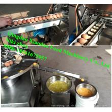 Automatische Eigelb und weiße Abscheider Ei Breaking Machine