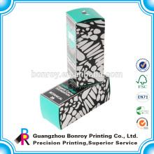 Конструкция коробки зубной пасты печати