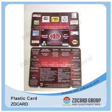 IP Telephone Card Plastic Card