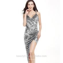короткий рукав фольгирование гилд повязку летнее платье-миди женские платья-миди облегающее обтяжку платье лето женщины миди платье SD11