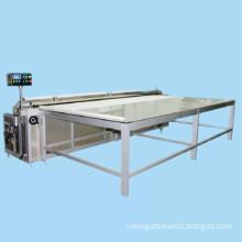 Cqj Window Curtain Fabric Ultrasonic Cutting Machine