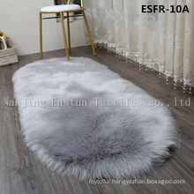 Long Pile Faux Sheep Fur Rugs Esfr-10A