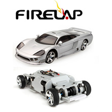 2016 nouveaux jouets d'assemblage de voiture de puissance électrique RC