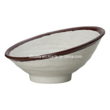 "100% Melamine Dinnerware- ""Thousand of Mountain""Series Wave Plate/High-Grade Melamine Tableware (CSA76)"
