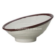 """Louça de melamina 100% - """"mil de montanha"""" placa de onda de série / alta qualidade de utensílios de mesa de melamina (CSA76)"""