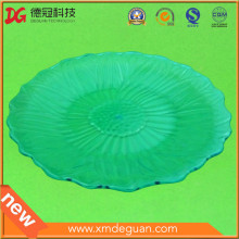 Custom Nice Food Fruit Container Plastic Plate