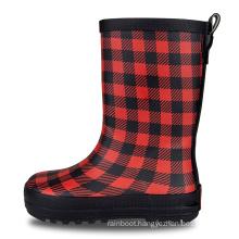 2020 New Fashion Half Calf Rain Boots Wholesale Pvc Rain Boot Man for Kids