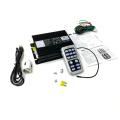 Police Corne Electrique 100W 200W 400W Sirene Sans Fil Télécommande 300W