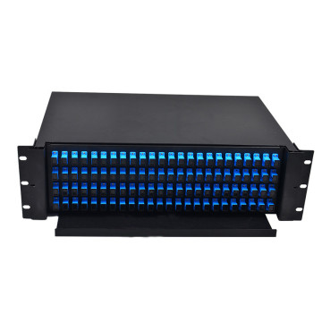 Rak-mount Type 96 Port Patch Panel