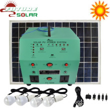 300W Solar Panels for Home Use and Inverter (CE, IEC. RoHS approved)