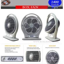 Ventilador de caja axial con ventilador de alta calidad 14 pulgadas