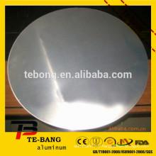 Cuisinière en aluminium laminé à chaud plaquette en aluminium usée