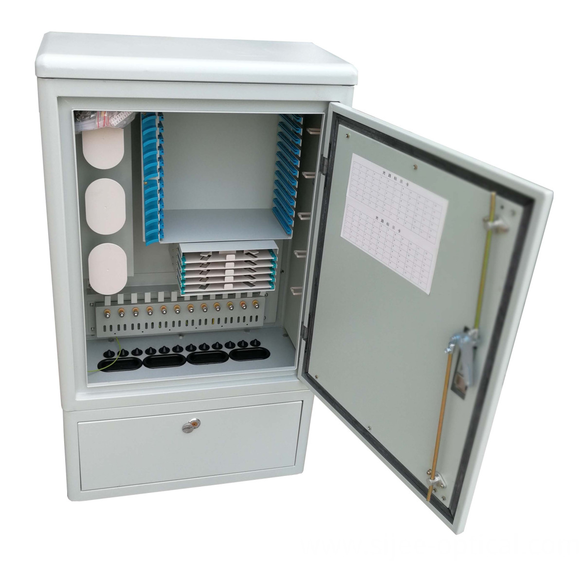Fiber Optic Linking Cabinets