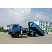 Dongfeng 8Ton detachable refuse collection truck