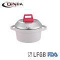Casserole / aluminium antiadhésive pot / die casting ustensiles de cuisine