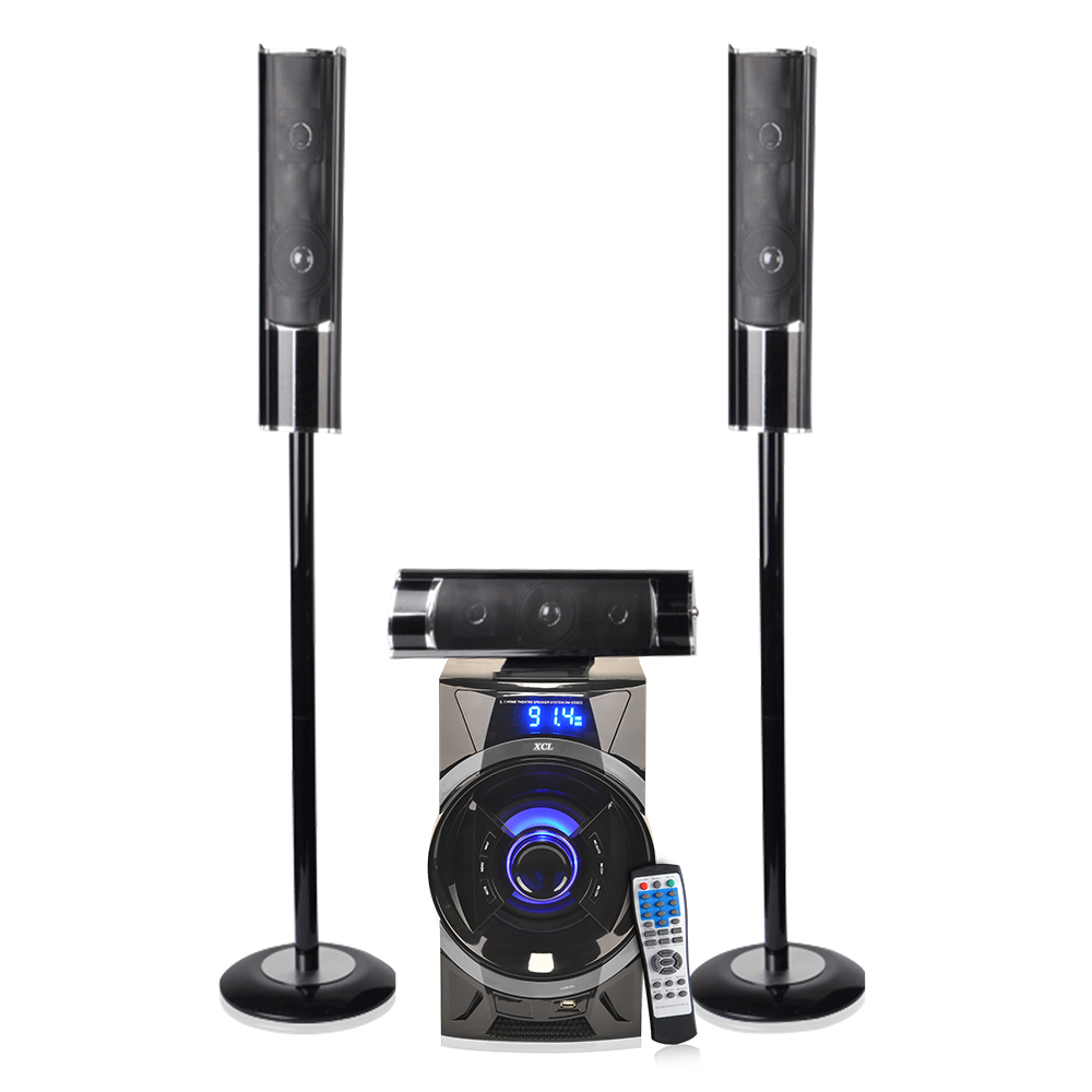 tower speaker with bluetooth