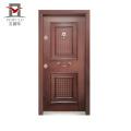 New design steel armored front door,steel turkey armored door