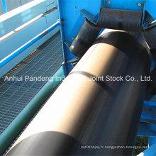 Système de convoyeur à bande / convoyeur de tuyau / bande transporteuse de tuyau