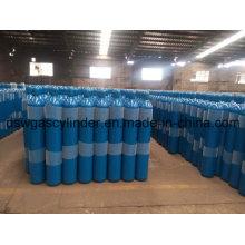 99,9% de gaz N2o rempli de gaz de cylindre 7L avec soupape