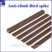 anti climb plastic fence wall security spike bird cat repellent prickle strips