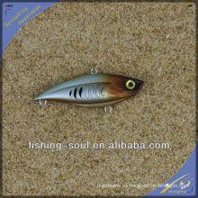VBL014 alta calidad señuelo de la cuchilla señuelo cebo de la vibración señuelo de la pesca duro cebo
