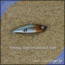 VBL014 haute qualité lame leurre Vibration appât leurre dur leurre de pêche appât