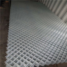 Heavy diamond galvanized welded wire mesh