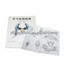 2012 fashion tattoo magazine tattoo book tattoo manuscrip supply