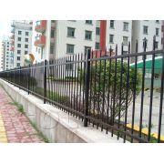 Spearhead Galvanized Steel Backyard Grass Fencing