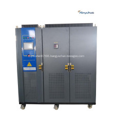 Power grid simulator