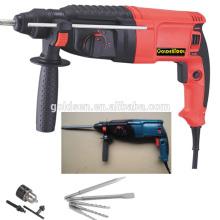 26 milímetros 800w Handheld poder rotativo martelo demolição disjuntor portátil elétrica broca martelo