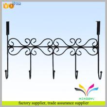 China manufacturer best selling high quality antique modern adjustable metal wire hanging corner shower shelf