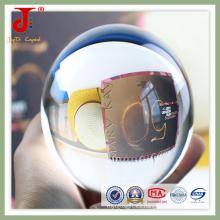 Bola cristalina de la bola mágica cristalina clara (JD-CB-106)