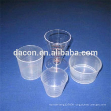 Disposable medicine cup 20ml 30ml