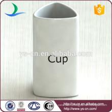 YSb40122-01-t furniture wholesale ceramic bath tumbler