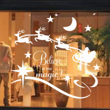 Bedrucktes Transparentfenster Film Dekorativ