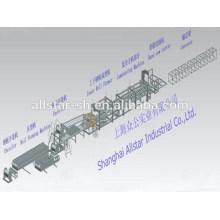 que hace la máquina del panel de emparedado del EPS y máquina formadora de panel de emparedado del eps