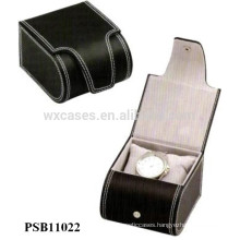 leather watch box for single watch factory