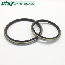 Sello de polvo de metal DKB de resistencia al aceite de alto rendimiento