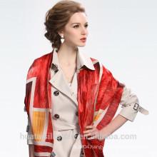Fashion ladies stole shawl scarf wholesale silk stole