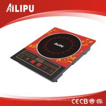 Cooktop elétrico da marca de Ailipu com fogão dos pratos